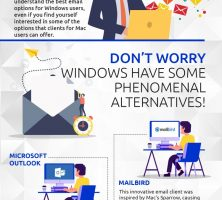 4 Email Clients Perfect for Windows