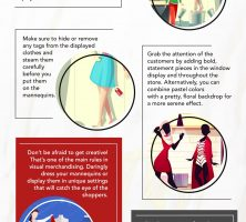 Top 10 Tips on Dressing Mannequins