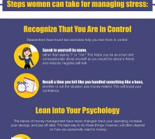 Steps to End Financial Stress-infographic