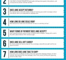 Jane Coupon Cause FAQ (C.C. FAQ)