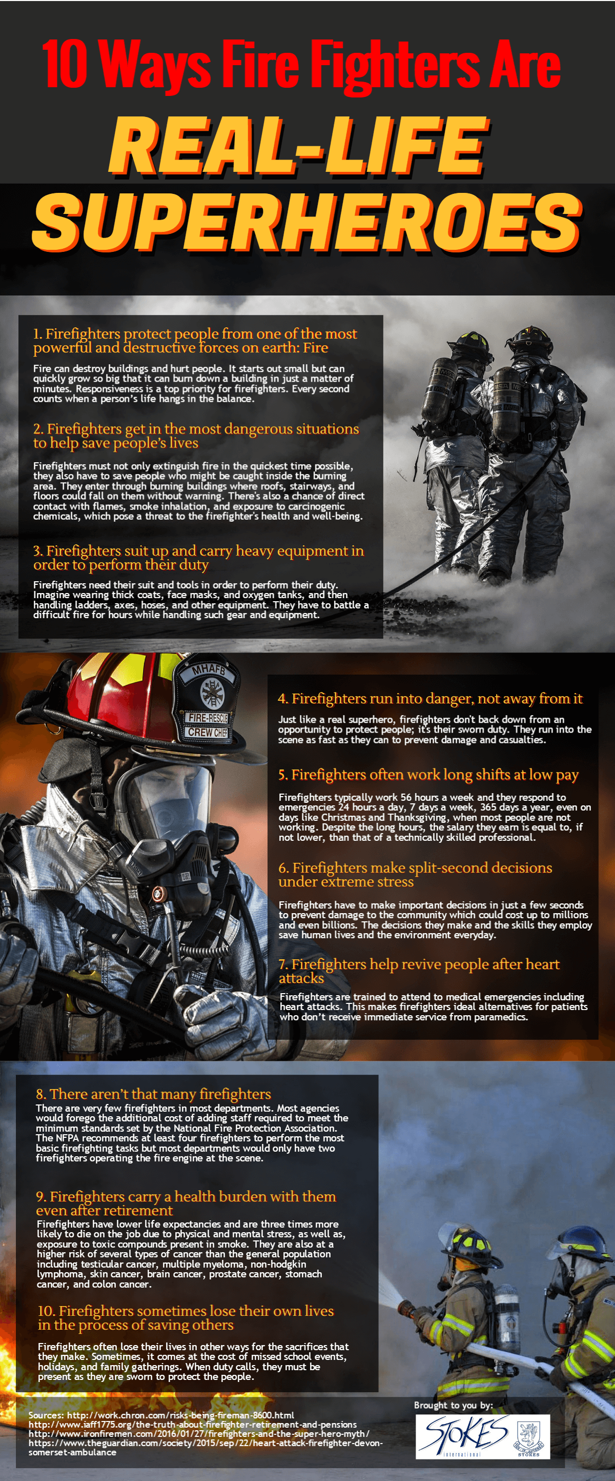 10_Ways_Fire_Fighters_are_Real_Superheroes_infographic