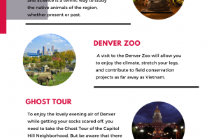 Here are Some of Our Favorite Attractions in Denver, CO