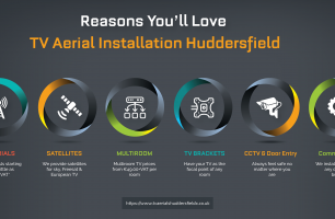 TV Aerial Installation Huddersfield