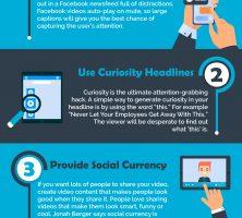 4 Tips for Irresistible Facebook Videos