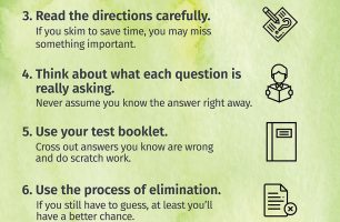 10 SAT Test-Taking Strategies
