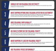 ItaliaRail Infographic Order Coupon Cause FAQ (C.C. FAQ)