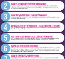 Kinguin Infographic Order Coupon Cause FAQ (C.C. FAQ)