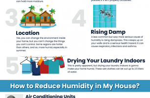 Why Is My House So Humid (and How to Deal With It)